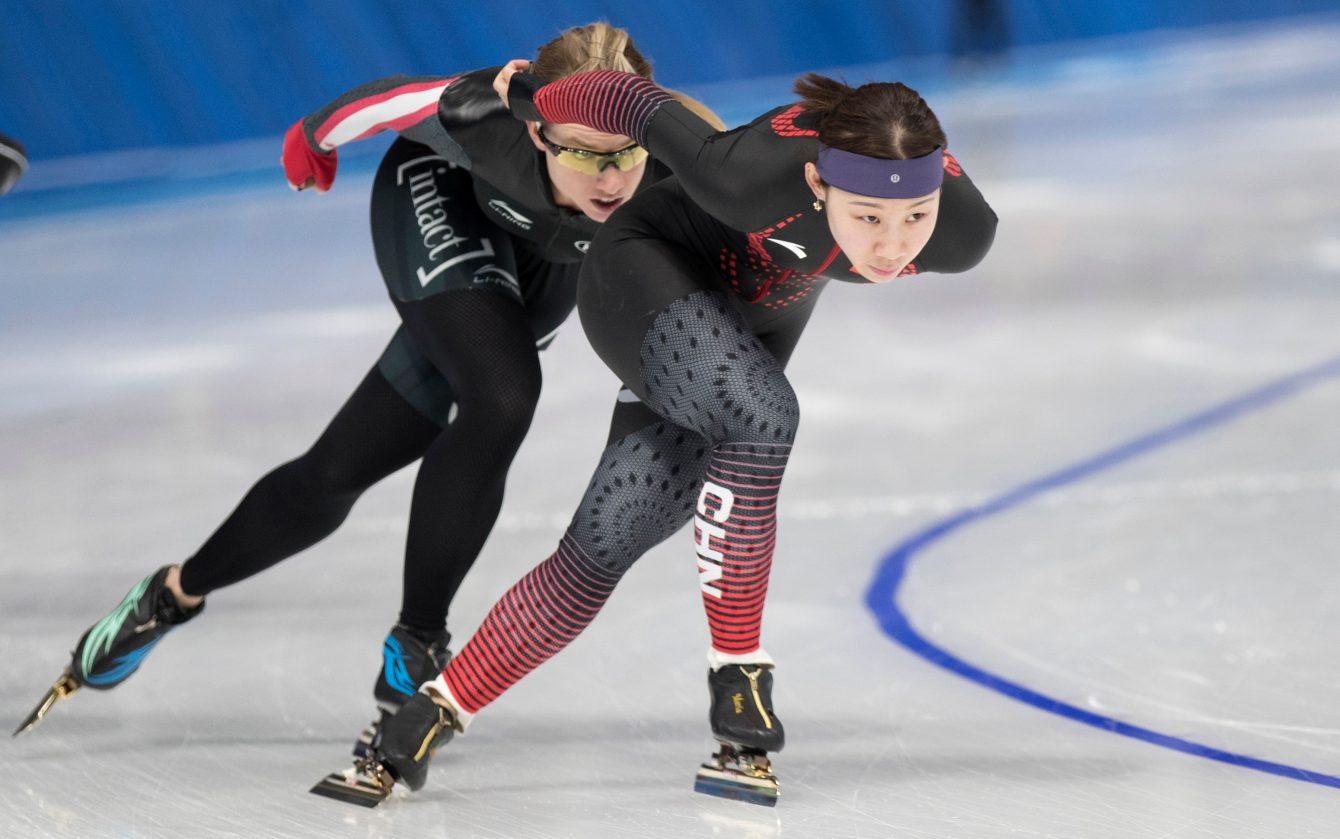 Team Canada PyeongChang 2018 Brianne Tutt