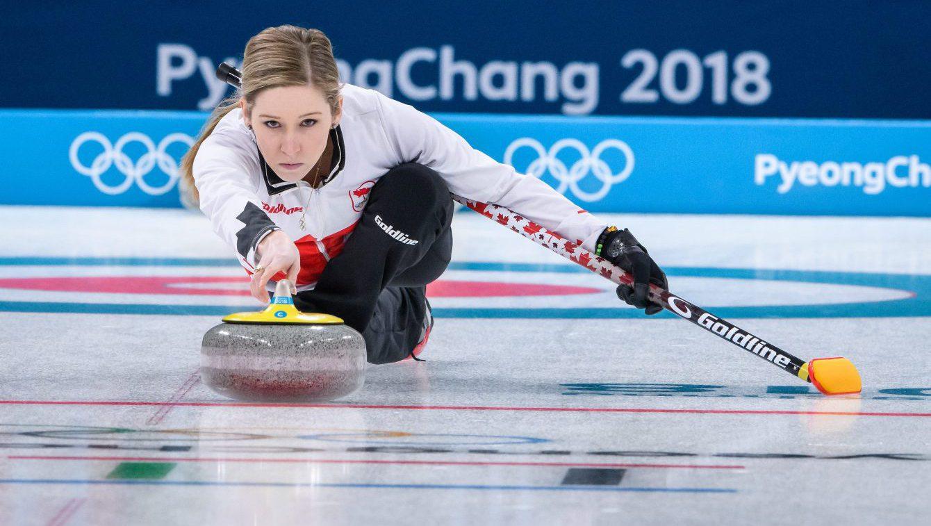 Team Canada PyeongChang 2018 Kaitlyn Lawes