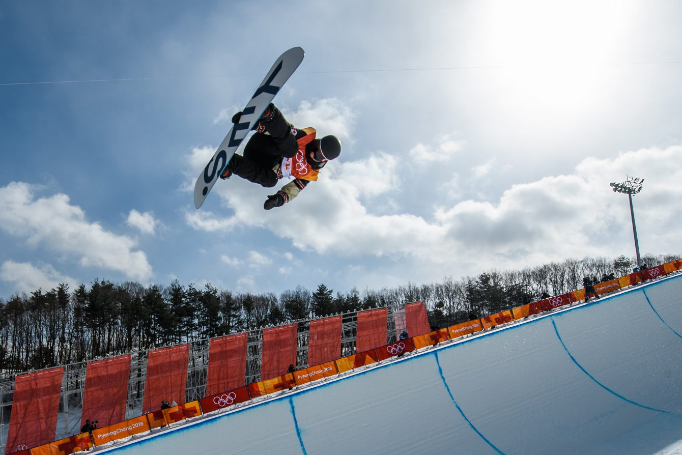 Team Canada PyeongChang 2018 Derek Livingston