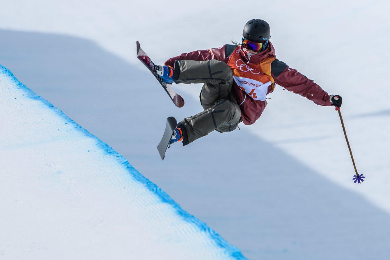 Team Canada Rosalind Groenewoud PyeongChang 2018