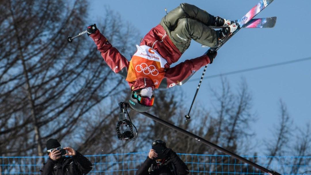 Team Canada Cassie Sharpe PyeongChang 2018