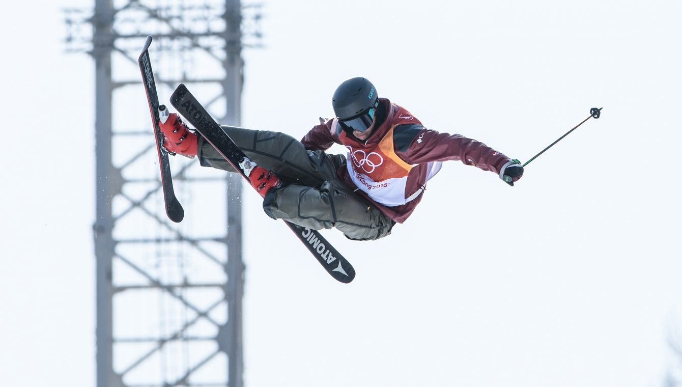 Team Canada Mike Riddle PyeongChang 2018