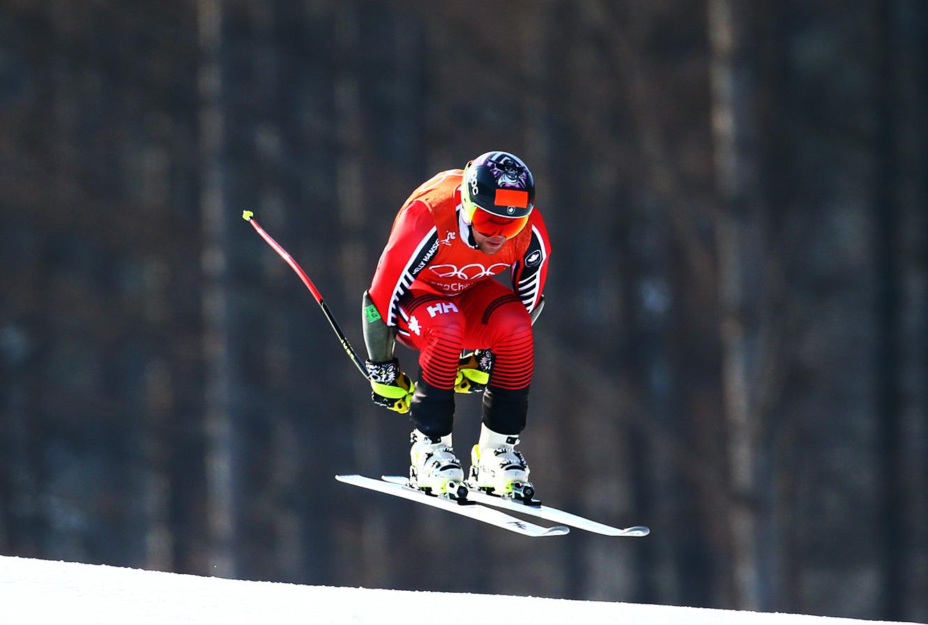 Team Canada Benjamin Thomsen
