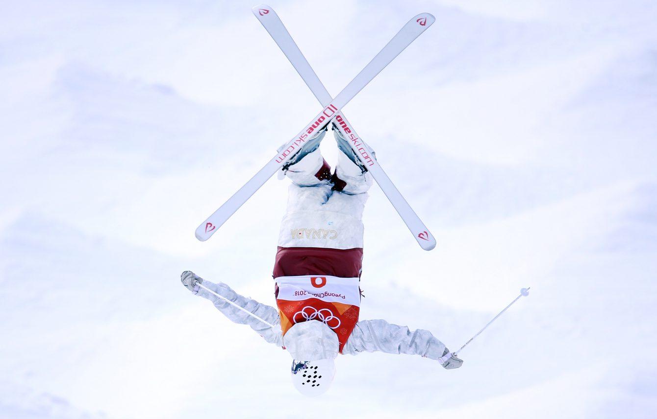 Team Canada PyeongChang 2018 Audrey Robichaud