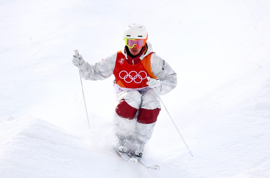 Kingsbury skiing