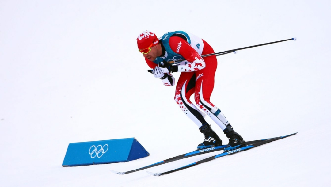 Team Canada Alex Harvey PyeongChang 2018