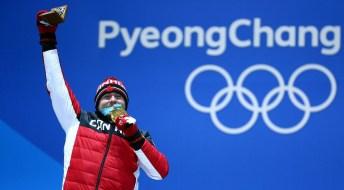 Team Canada Brady Leman PyeongChang 2018