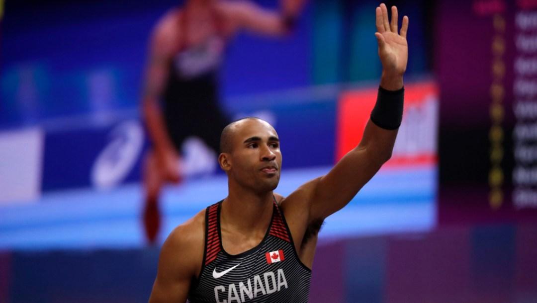 Damian Warner, Britain Athletics Indoor Worlds