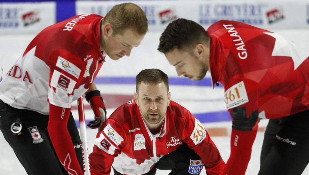 Team Canada Team Gushue
