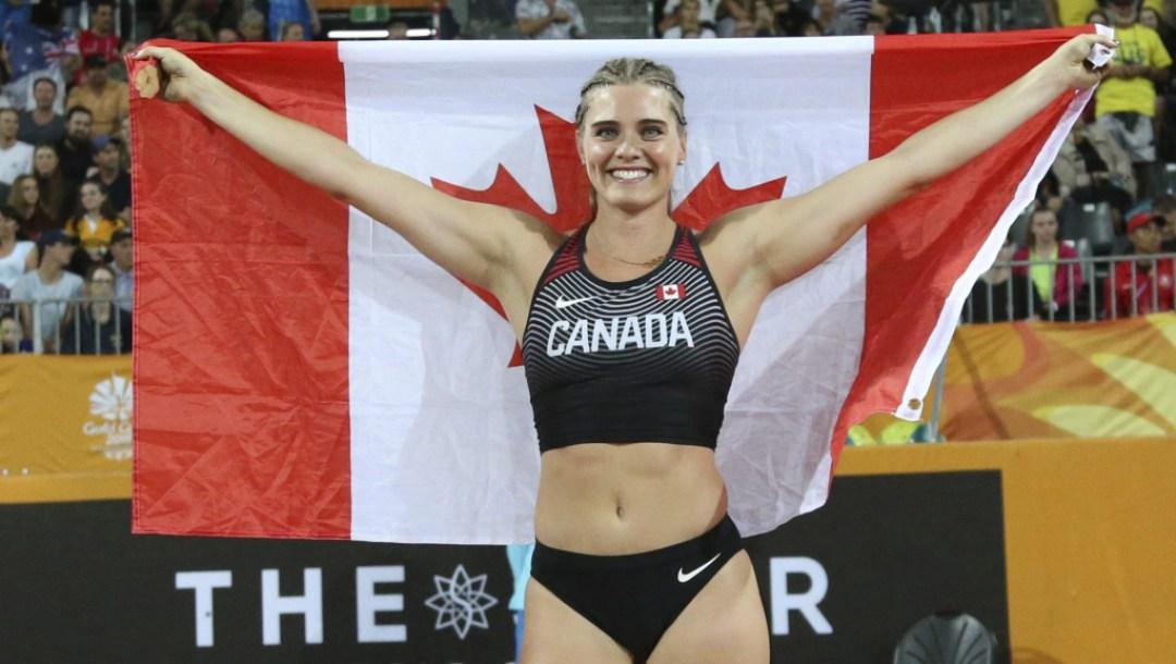 Team Canada Alysha Newman