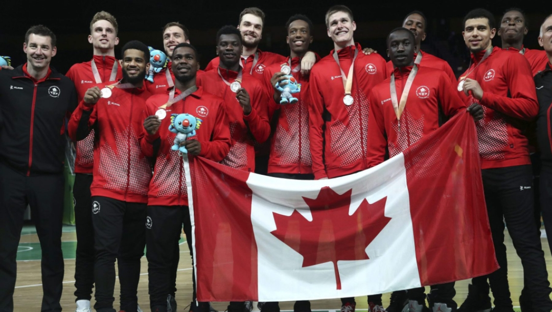 Team Canada Basketball