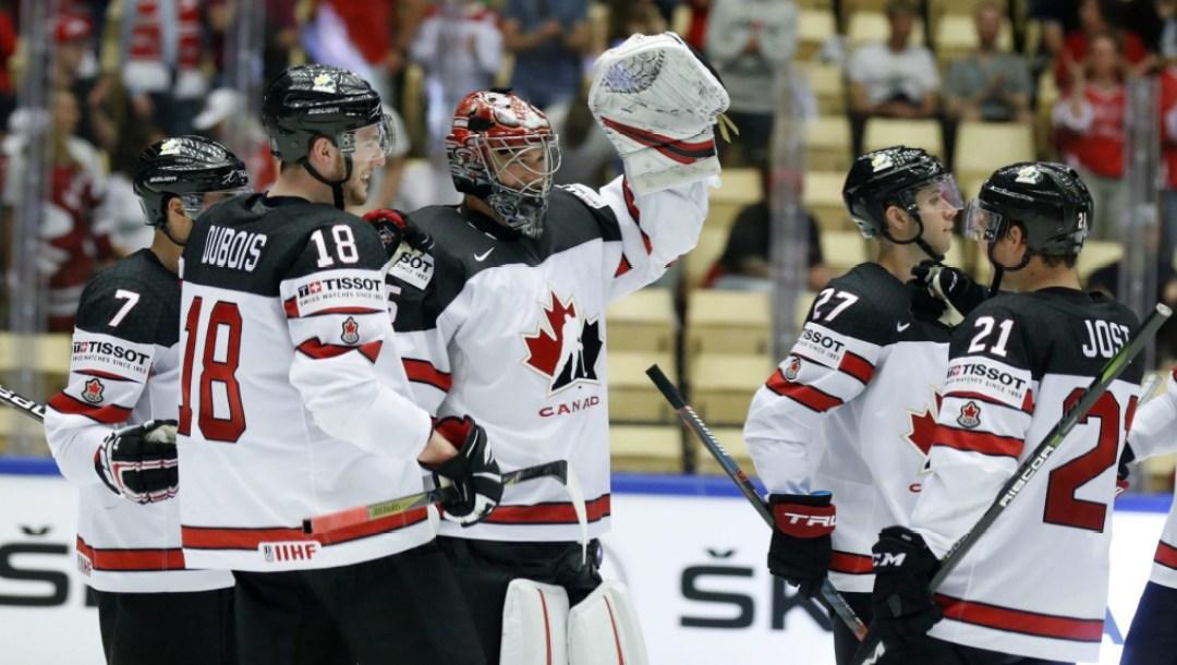 Team Canada 2018 IIHF World Championship