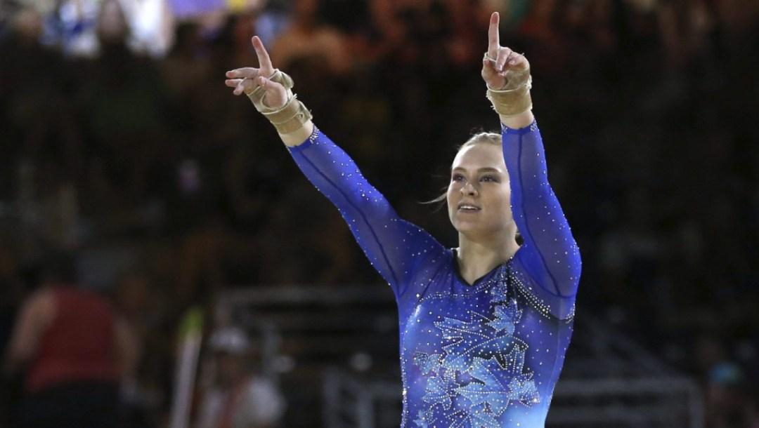 Team Canada Ellie Black