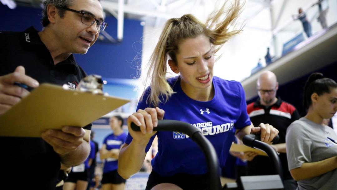 Sara Villani, RBC Training Ground Top Performer, Ontario Regional Finals