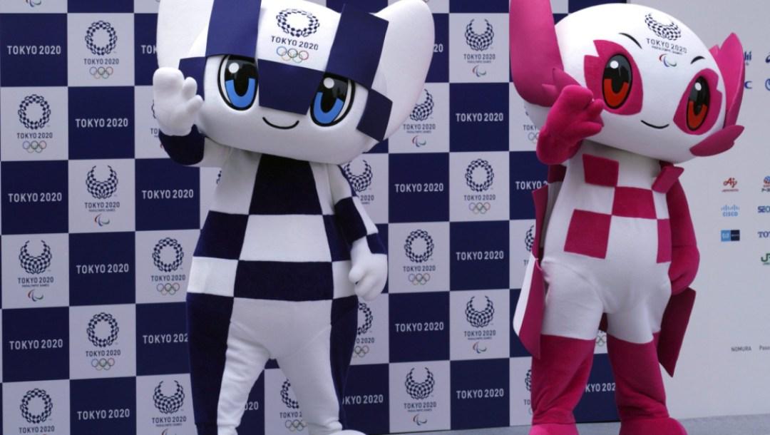 Japan Olympics Tokyo 2020 Mascots