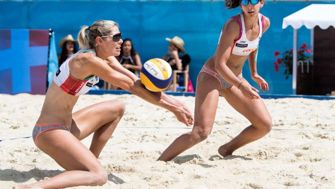 Team Canada Sarah Pavan Melissa Humana-Paredes