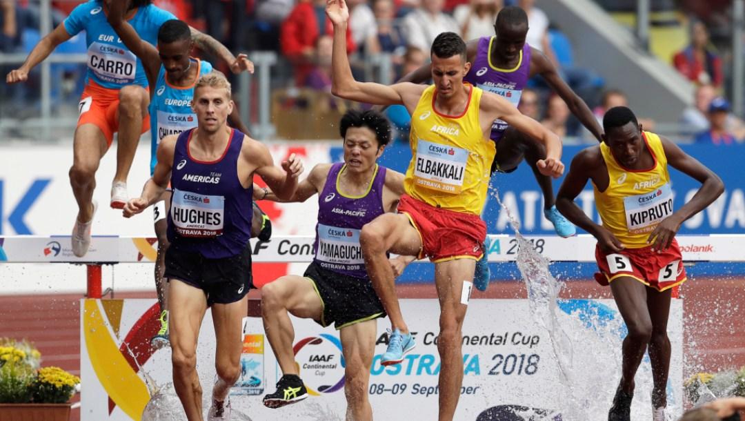 Czech Republic Athletics Continental Cup
