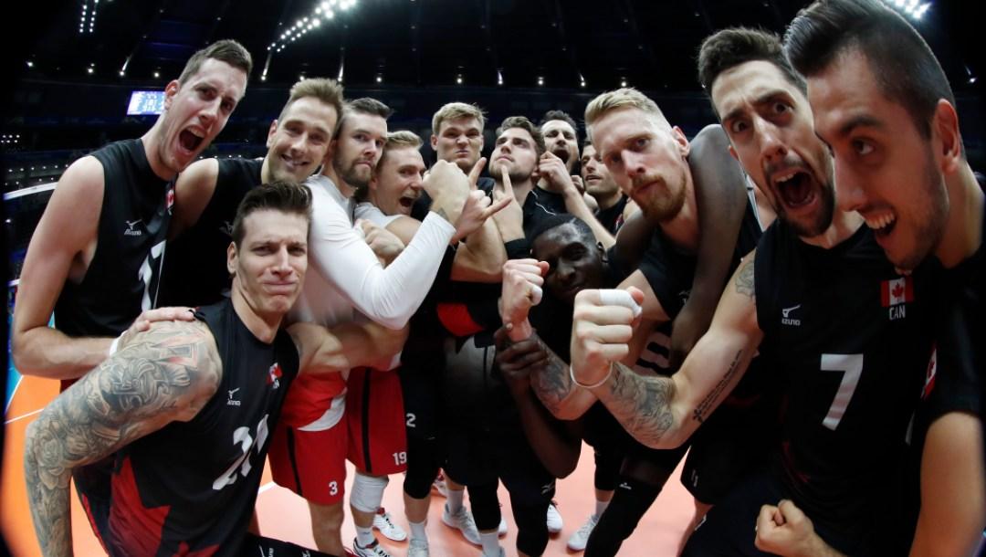 Team Canada - Volleyball