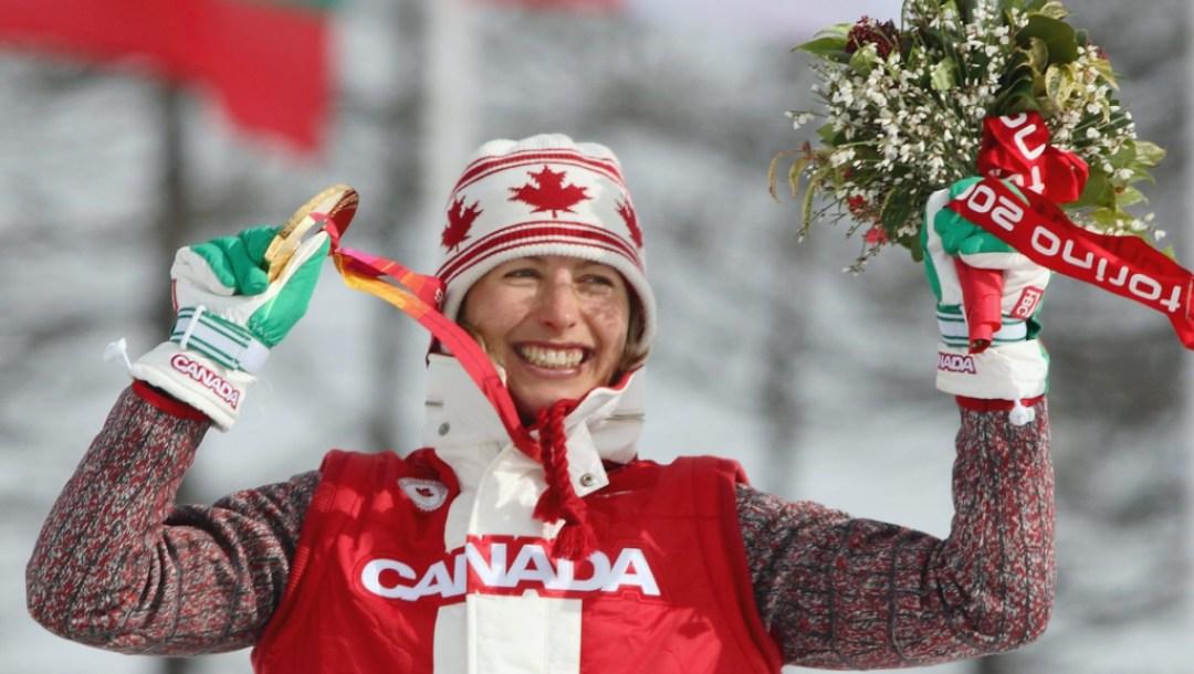 Team Canada Chandra Crawford