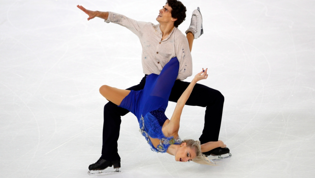 Piper and Paul - France Figure Skating