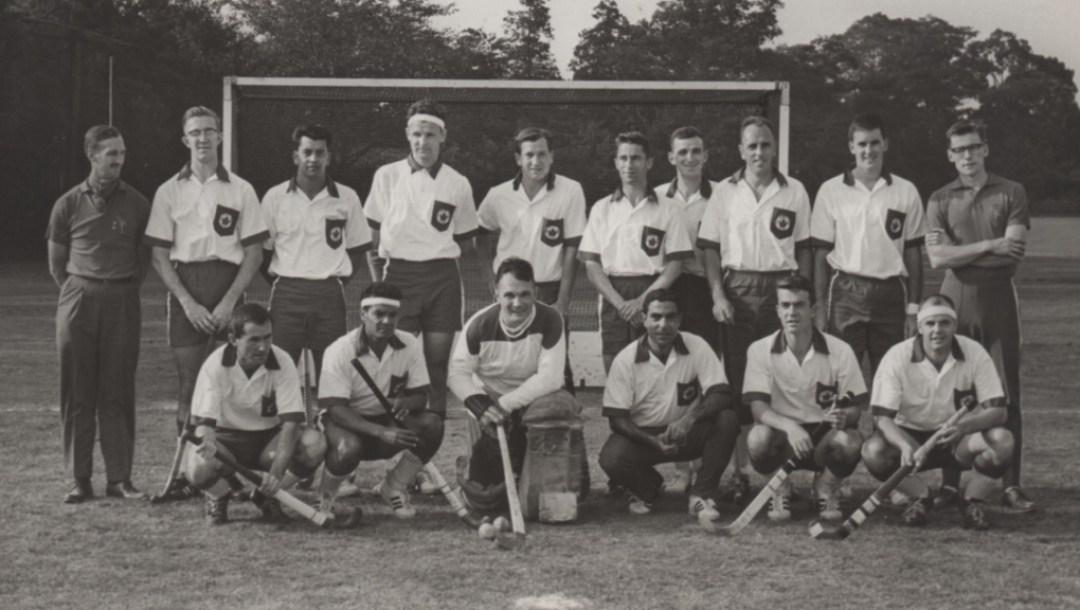 Canadian Men's National Field Hockey Team, 1964; Olympic Games, Tokyo, Japan