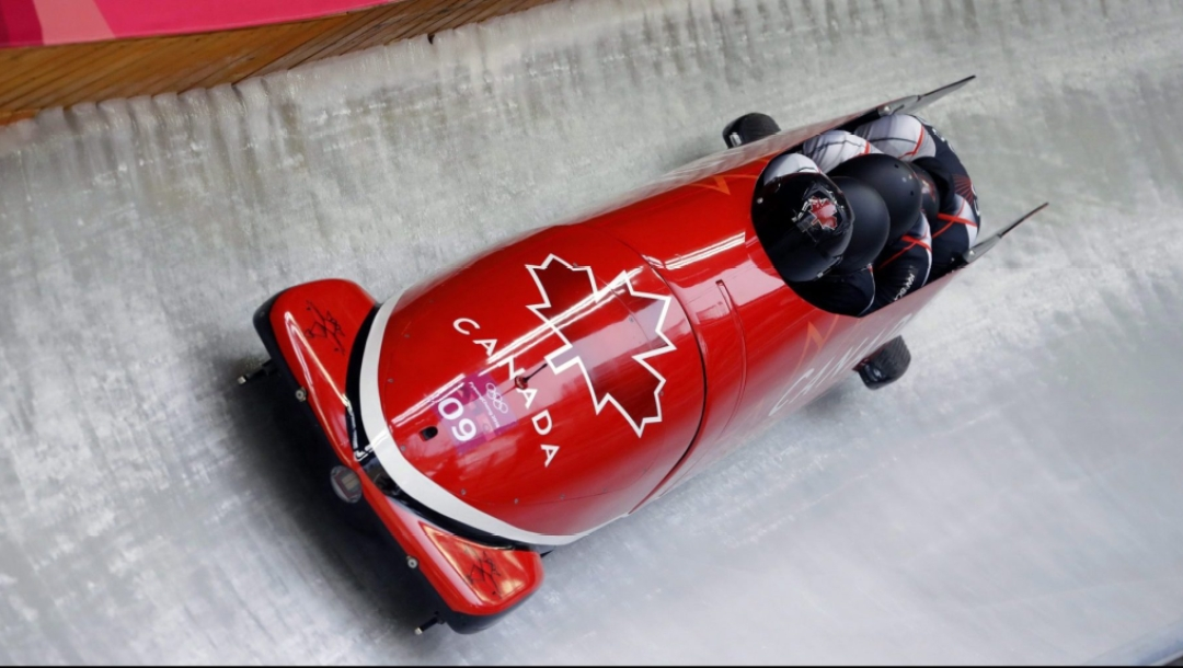 Team Canada Justin Kripps