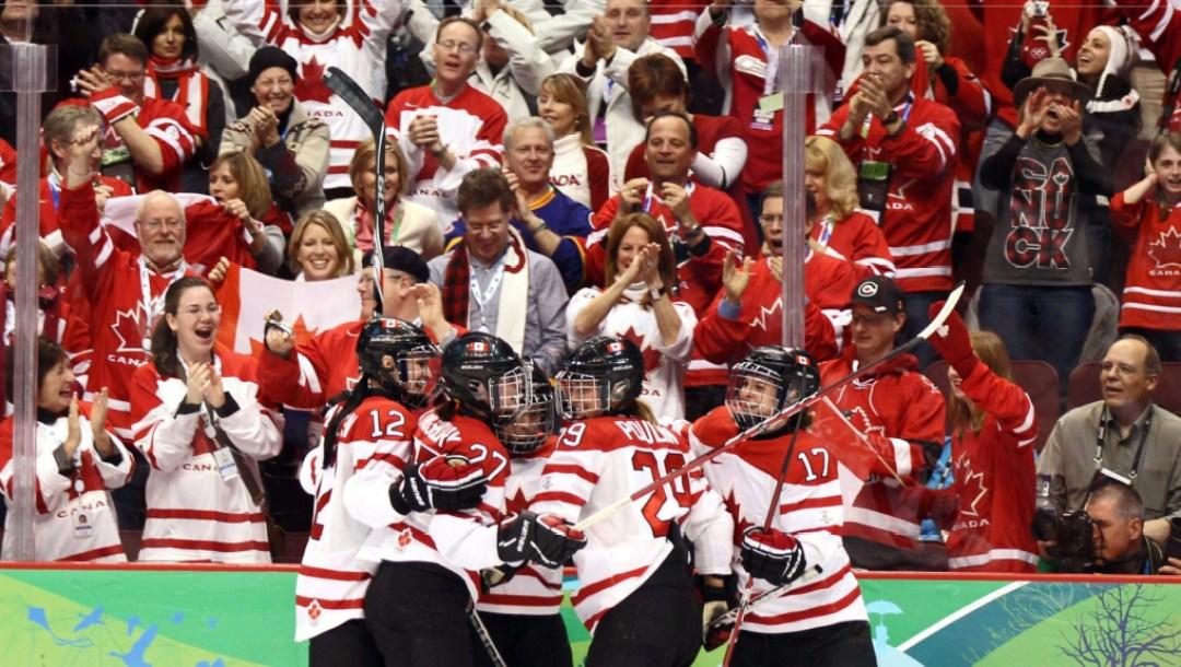 Team Canada Marie-Philip Poulin