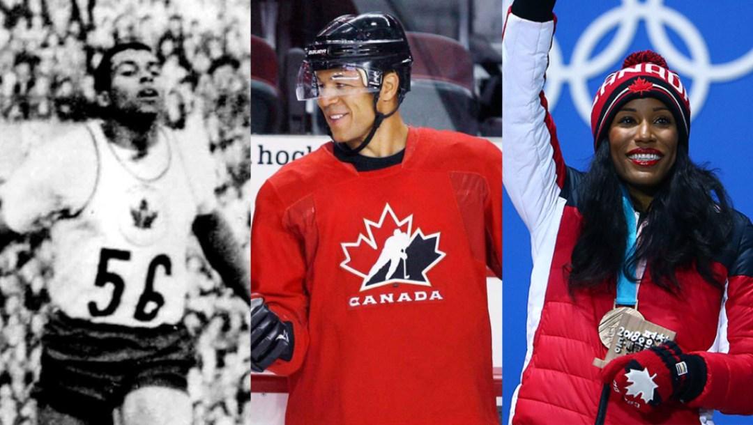 Team Canada - Black History Month