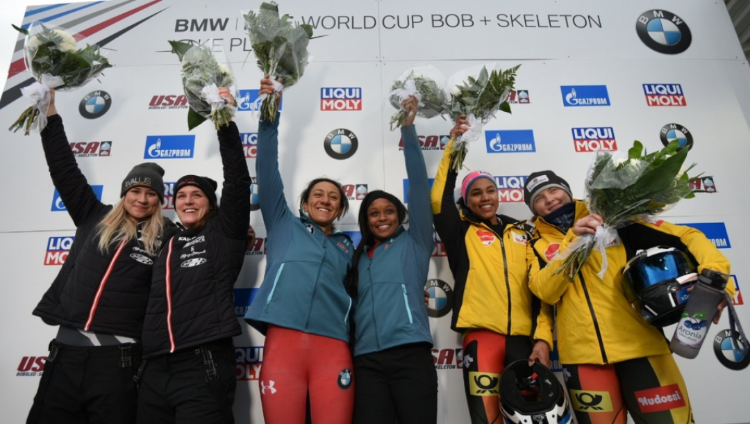 Bobsleigh World Cup Lake Placid