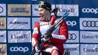 Alex Harvey in Quebec