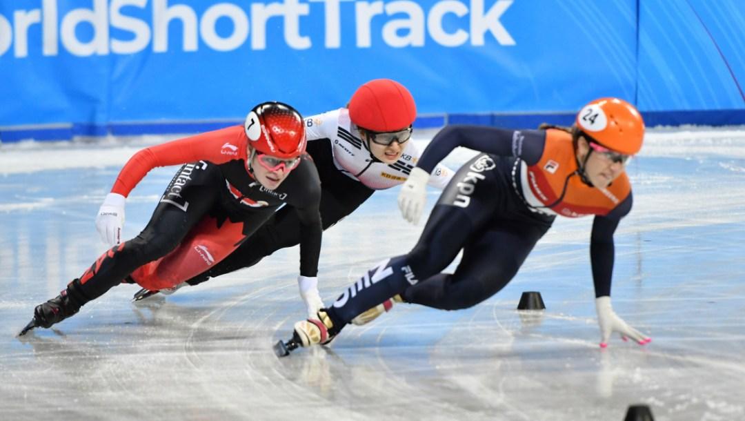 Bulgaria Speed Skating Championships