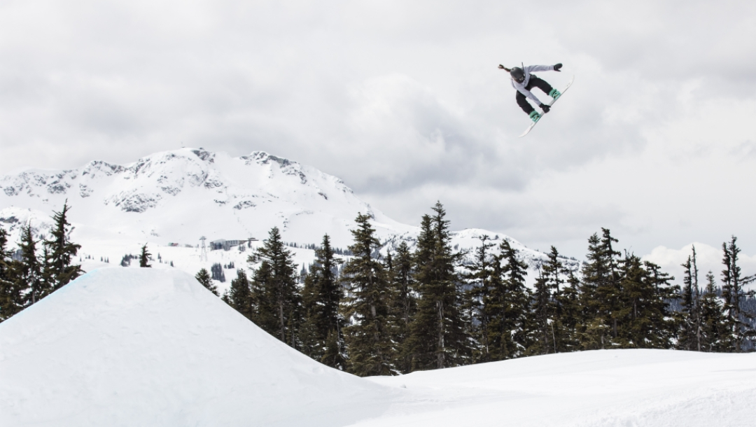 Sommer Gendron - Snowboard
