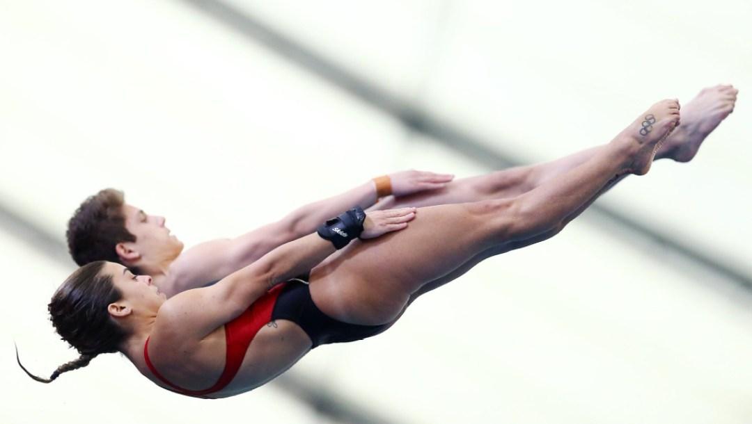 Team Canada-Meaghan Benfeito