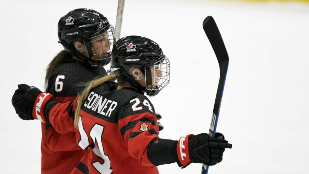 Finland Ice Hockey Women Worlds
