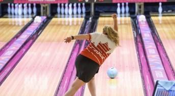 Miranda Panas bowling