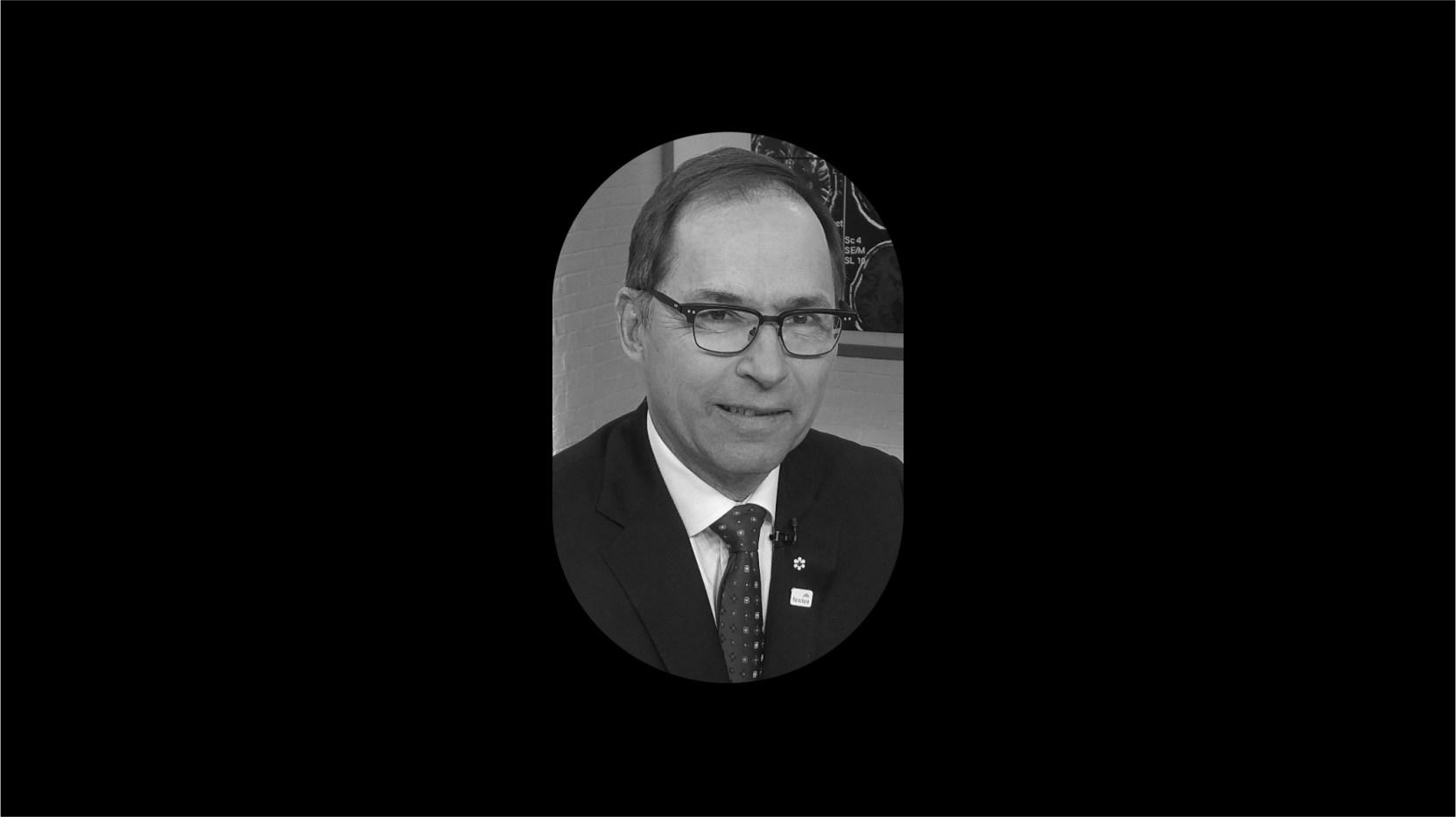 Steve Podborski headshot