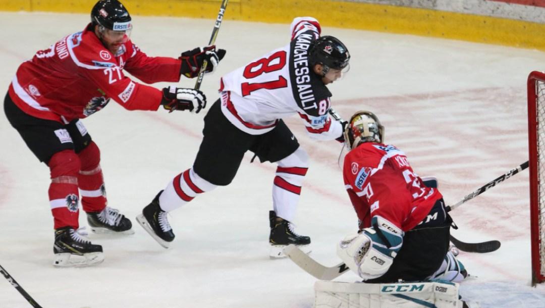 Team Canada Jonathan Marchessault 2019 IIHF World Championship