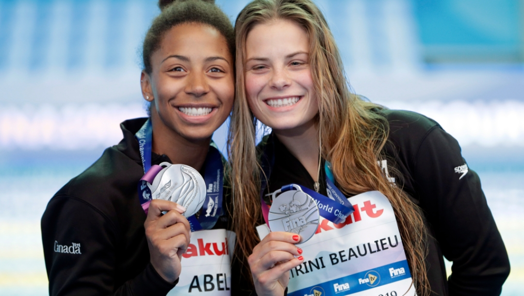 Jennifer Abel,Melissa Citrini Beaulieu