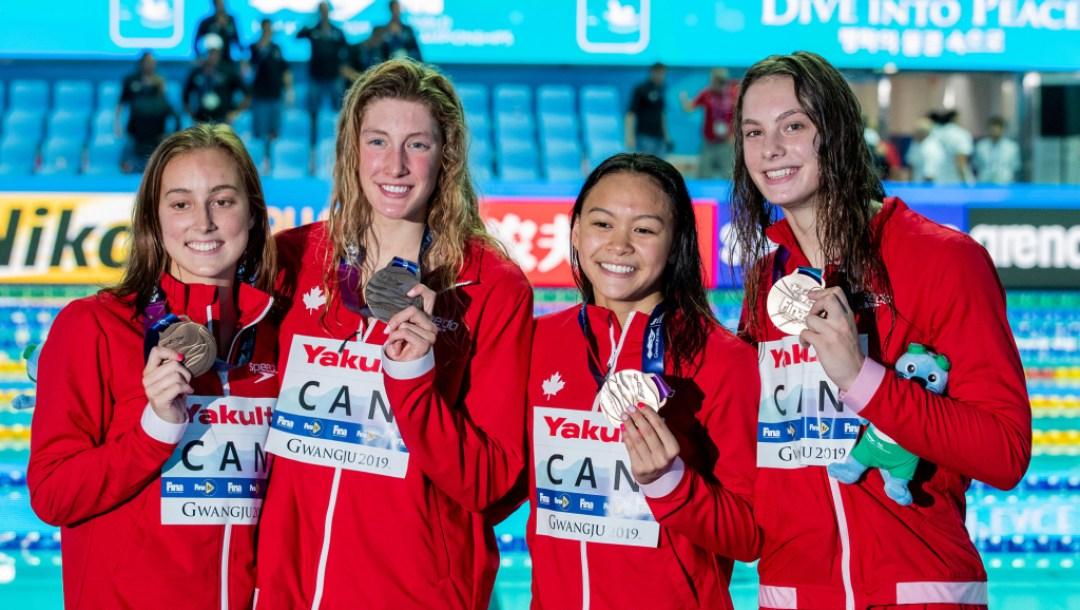 Team Canada-4x200m-Relay