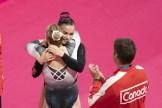 Brooklyn C. Moors hugs Ellie Black