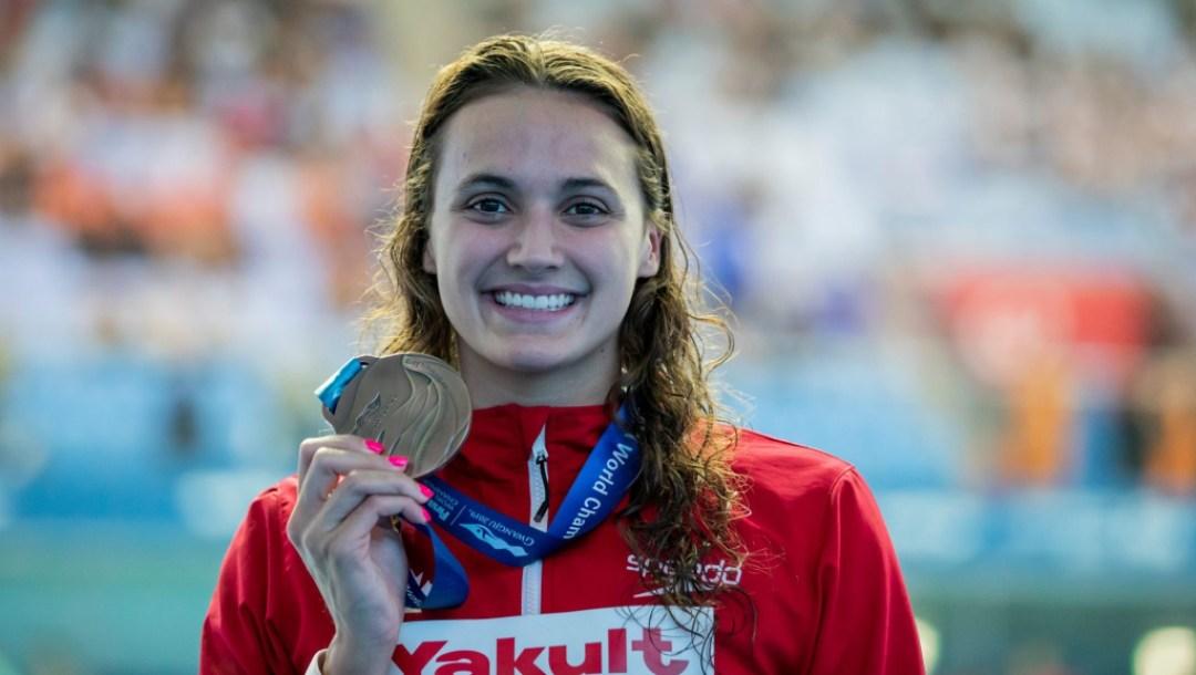 Team Canada Kylie Masse