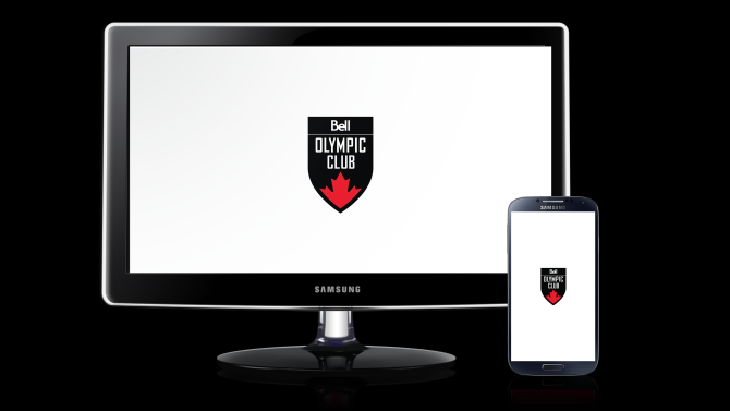 Canadian Olympic Club, presented by Bell – White Wallpaper