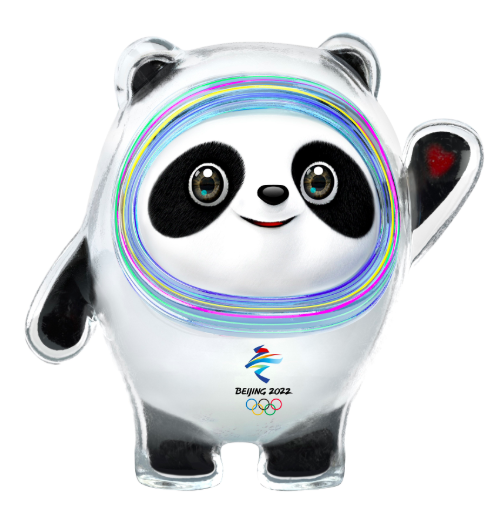 Bing Dwen Dwen, Beijing 2022 mascot