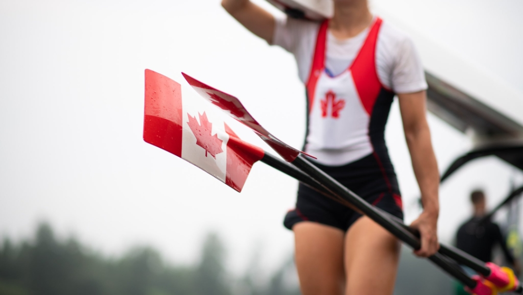 2019 World Rowing Championships were very successful for TeamCanada rowers whoafter qualifying six Olympic quota places over the weekend in Ottensheim, Austria. Photo By: Rowing Canada Aviron Twitter