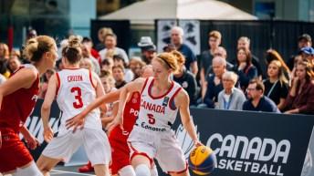 FIBA 3x3 women's series