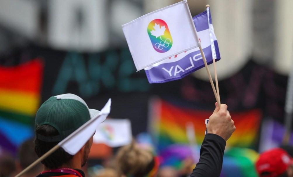 Calgary Pride Parade, September 1, 2019. (Photos by: Leah Hennel)