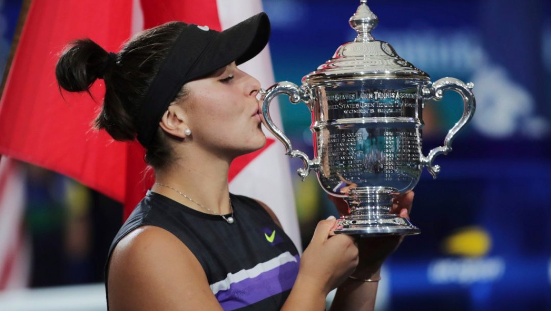 APTOPIX US Open Tennis