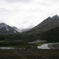 Scenic view of Fjallaback