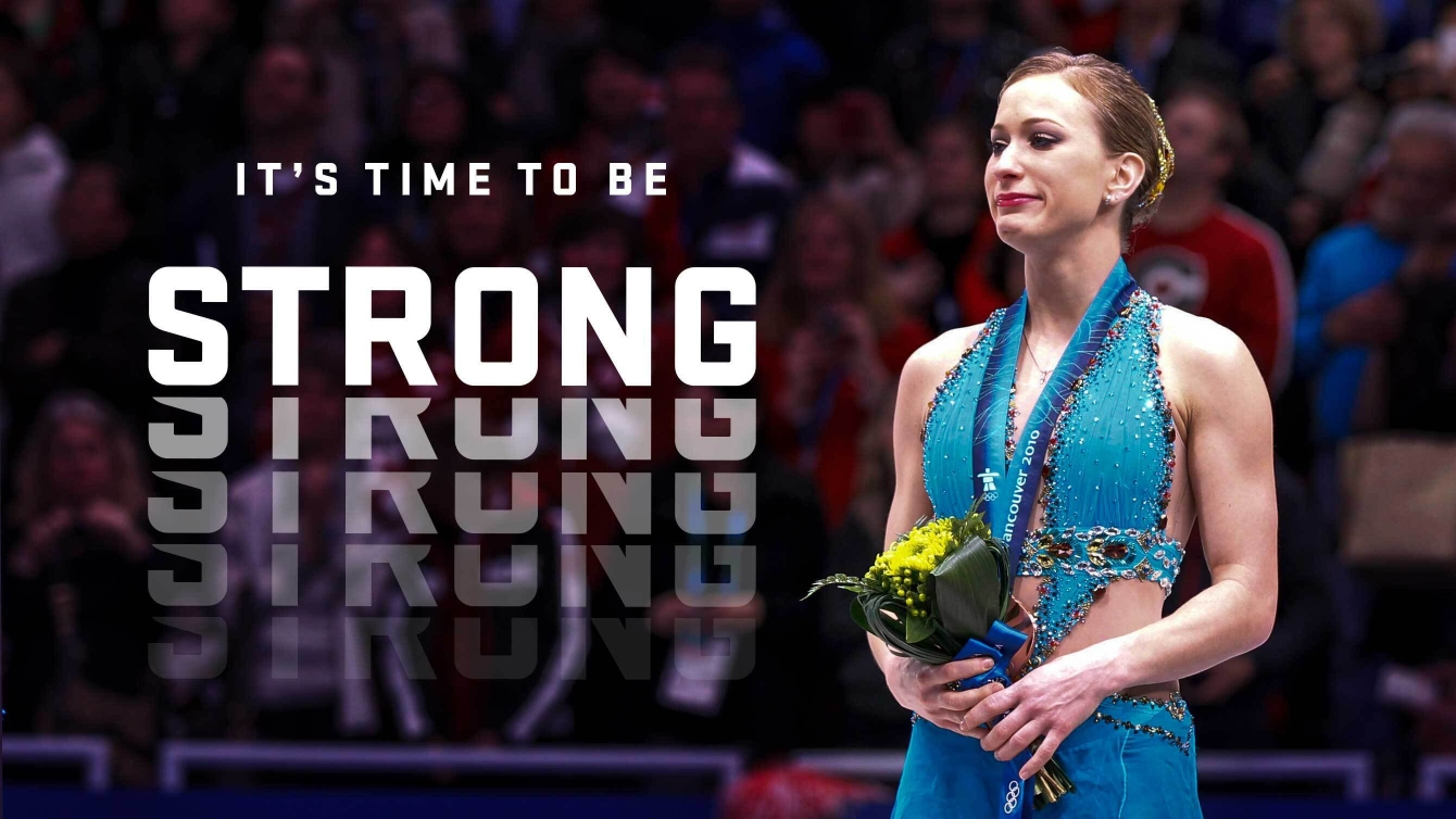 Joannie Rochette - It's time to be strong