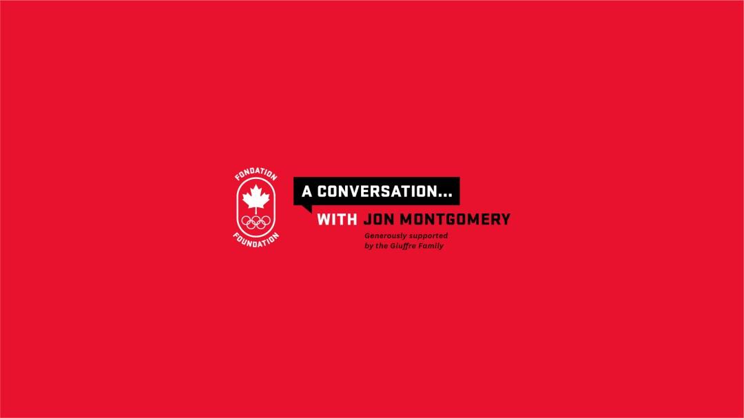 A Conversation With Jon Montgomery